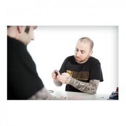Stefan Fischer - Tattoo Machine Basics, DVD  Bücher / DVDs Tattoobedarf