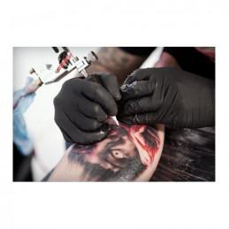George Mavridis - Expressionistic Realistic Portrait Tattooing, DVD  Bücher / DVDs Tattoobedarf