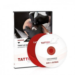 Tommy Lee Wendtner - Automatic Tattooing, DVD  Bücher / DVDs Tattoobedarf
