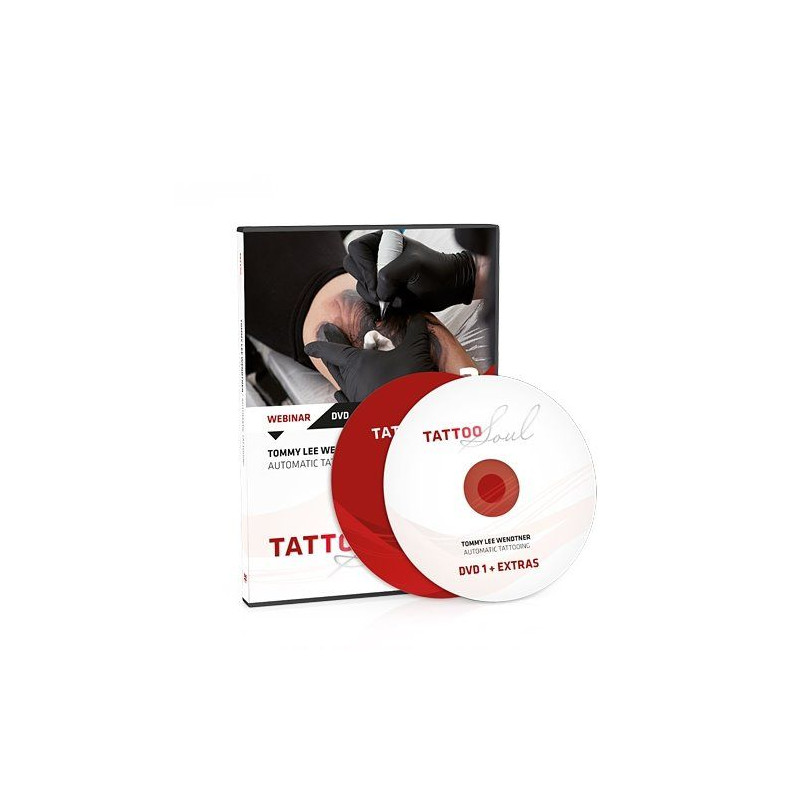 Tommy Lee Wendtner - Automatic Tattooing, DVD