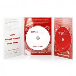 Tommy Lee Wendtner - Automatic Tattooing, DVD  Bücher / DVDs Tattoobedarf