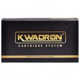 Flatshader 0.35 LT - KWADRON Cartridge, 20 Stück Kwadron Kwadron Nadelmodule Tattoobedarf