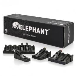 Elephant Nadelmodul-Halter, 48 Stück Elephant Verbrauchsartikel Tattoobedarf