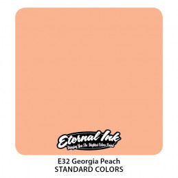 Eternal Ink - Georgia Peach, 30 ml Tattoofarbe *MHD 12/2021* Eternal Ink Standard Colors Tattoobedarf