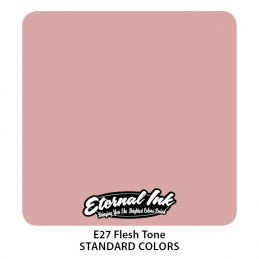 Eternal Ink - Flesh Tone, 30 ml Tattoofarbe Eternal Ink Standard Colors Tattoobedarf