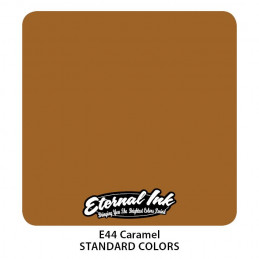 Eternal Ink - Caramel, 30 ml Tattoofarbe Eternal Ink Standard Colors Tattoobedarf