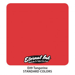 Eternal Ink - Tangerine, 30 ml Tattoofarbe Eternal Ink Standard Colors Tattoobedarf