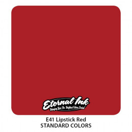 Eternal Ink - Lipstick Red, 30 ml Tattoofarbe Eternal Ink Standard Colors Tattoobedarf