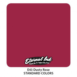 Eternal Ink - Dusty Rose, 30 ml Tattoofarbe Eternal Ink Standard Colors Tattoobedarf