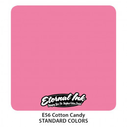 Eternal Ink - Cotton Candy, 30 ml Tattoofarbe Eternal Ink Standard Colors Tattoobedarf