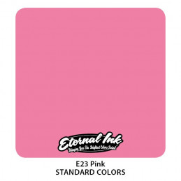 Eternal Ink - Pink, 30 ml Tattoofarbe Eternal Ink Standard Colors Tattoobedarf