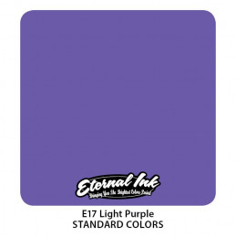 Eternal Ink - Light Purple, 30 ml Tattoofarbe Eternal Ink Standard Colors Tattoobedarf