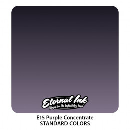 Eternal Ink - Purple Concentrate, 30 ml Tattoofarbe *MHD 12/2021* Eternal Ink Standard Colors Tattoobedarf