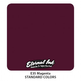 Eternal Ink - Magenta, 30 ml Tattoofarbe Eternal Ink Standard Colors Tattoobedarf