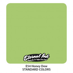 Eternal Ink - Honey Dew, 30 ml Tattoofarbe Eternal Ink Standard Colors Tattoobedarf