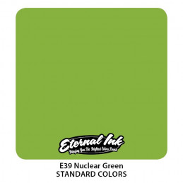 Eternal Ink - Nuclear Green, 30 ml Tattoofarbe Eternal Ink Standard Colors Tattoobedarf