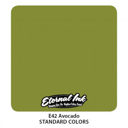 Eternal Ink - Avocado, 30 ml Tattoofarbe Eternal Ink Standard Colors Tattoobedarf