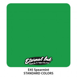 Eternal Ink - Spearmint, 30 ml Tattoofarbe Eternal Ink Standard Colors Tattoobedarf