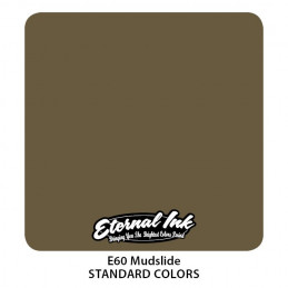 Eternal Ink - Mudslide, 30 ml Tattoofarbe *MHD 12/2021* Eternal Ink Standard Colors Tattoobedarf
