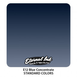Eternal Ink - Blue Concentrate, 30 ml Tattoofarbe *MHD 12/2021* Eternal Ink Standard Colors Tattoobedarf