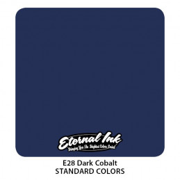 Eternal Ink - Dark Cobalt, 30 ml Tattoofarbe Eternal Ink Standard Colors Tattoobedarf