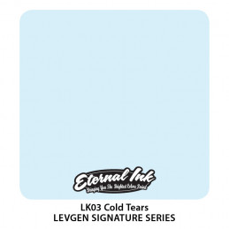 Eternal Ink Levgen - Cold Tears, 30 ml Tattoofarbe Eternal Ink Levgen Signature Series Tattoobedarf