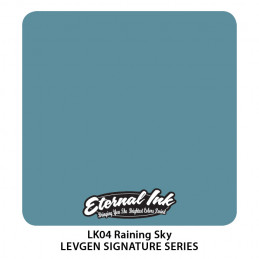 Eternal Ink Levgen - Raining Sky, 30 ml Tattoofarbe Eternal Ink Levgen Signature Series Tattoobedarf
