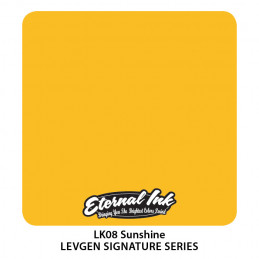 Eternal Ink Levgen - Sunshine, 30 ml Tattoofarbe Eternal Ink Levgen Signature Series Tattoobedarf