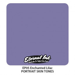 Eternal Ink Portrait - Enchanted Lilac, 30 ml Tattoofarbe Eternal Ink Portrait Skin Tones Tattoobedarf