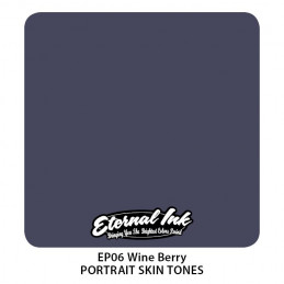 Eternal Ink Portrait - Wine Berry, 30 ml Tattoofarbe Eternal Ink Portrait Skin Tones Tattoobedarf
