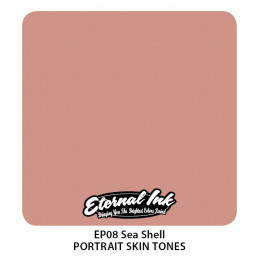 Eternal Ink Portrait - Sea Shell, 30 ml Tattoofarbe Eternal Ink Portrait Skin Tones Tattoobedarf