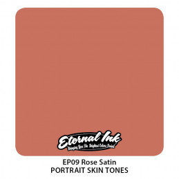 Eternal Ink Portrait - Rose Satin, 30 ml Tattoofarbe Eternal Ink Portrait Skin Tones Tattoobedarf