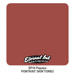 Eternal Ink Portrait - Papaya, 30 ml Tattoofarbe Eternal Ink Portrait Skin Tones Tattoobedarf