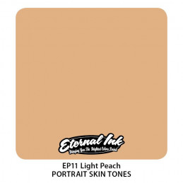 Eternal Ink Portrait - Light Peach, 30 ml Tattoofarbe Eternal Ink Portrait Skin Tones Tattoobedarf