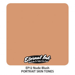 Eternal Ink Portrait - Nude Blush, 30 ml Tattoofarbe Eternal Ink Portrait Skin Tones Tattoobedarf