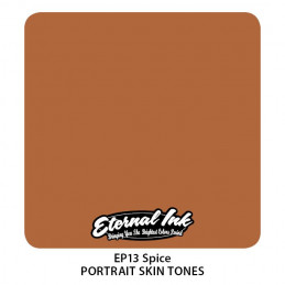 Eternal Ink Portrait - Spice, 30 ml Tattoofarbe Eternal Ink Portrait Skin Tones Tattoobedarf