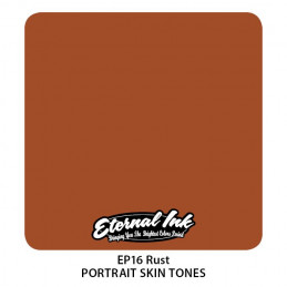 Eternal Ink Portrait - Rust, 30 ml Tattoofarbe Eternal Ink Portrait Skin Tones Tattoobedarf
