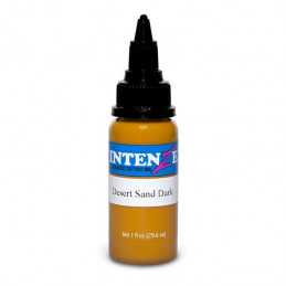 Intenze Ink Desert Sand Dark, 29ml Tattoofarbe *MHD 11/2019* Intenze Ink Intenze Single Colors Tattoobedarf
