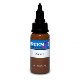 Intenze Ink Auburn, 29ml Tattoofarbe Intenze Ink Intenze Single Colors Tattoobedarf