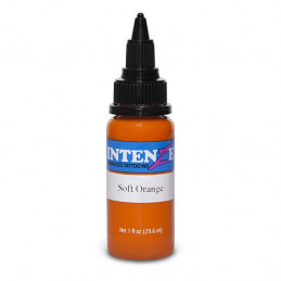 Intenze Ink Soft Orange, 29ml Tattoofarbe Intenze Ink Intenze Single Colors Tattoobedarf