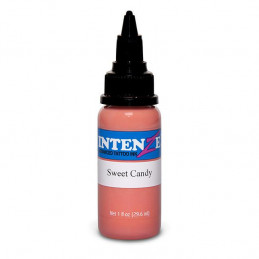 Intenze Ink Sweet Candy, 29ml Tattoofarbe Intenze Ink Intenze Single Colors Tattoobedarf