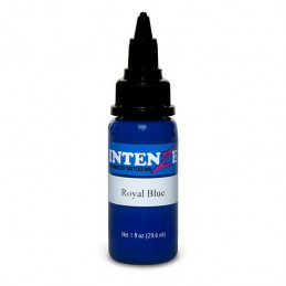 Intenze Ink Royal Blue, 29ml Tattoofarbe Intenze Ink Intenze Single Colors Tattoobedarf