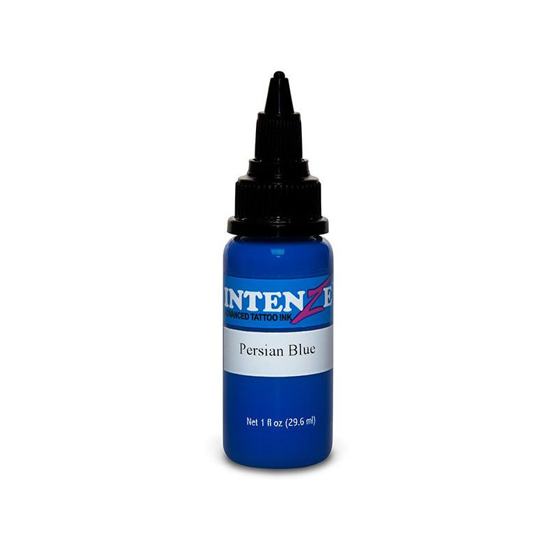 Intenze Ink Persian Blue, 29ml Tattoofarbe Intenze Ink Intenze Single Colors Tattoobedarf