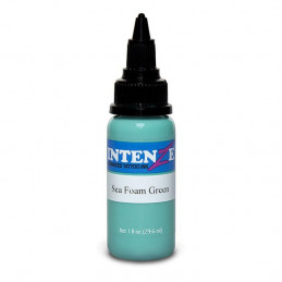 Intenze Ink SeaFoam Green, 29ml Tattoofarbe Intenze Ink Intenze Single Colors Tattoobedarf