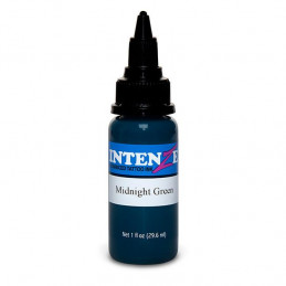 Intenze Ink Midnight Green,...