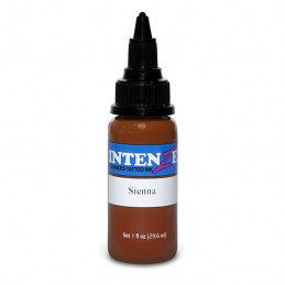 Intenze Ink Sienna, 29ml Tattoofarbe Intenze Ink Intenze Single Colors Tattoobedarf