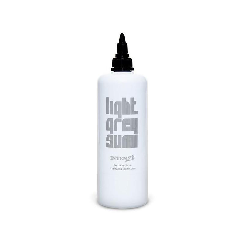 Intenze Ink Sumi Light, Japaneze Tattoo Ink 355ml Intenze Ink Big, Sumi & Specials Tattoobedarf