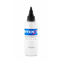 Intenze Ink Snow White Opaque - 118 ml Tattoofarbe Intenze Ink Big, Sumi & Specials Tattoobedarf