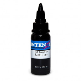 Intenze Light Tone - Bob Tyrrell, 29ml Tattoofarbe Intenze Ink Intenze Bob Tyrrell Tattoobedarf