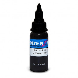 Intenze Medium Tone - Bob Tyrrell, 29ml Tattoofarbe Intenze Ink Intenze Bob Tyrrell Tattoobedarf